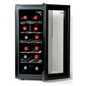 Discover Bargain Koolatron Slim 12 Bottle Wine Cooler