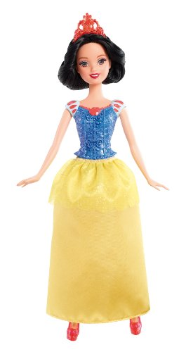 mattel x  snow	white doll, disney