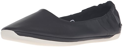 Lacoste Women's Rosabel Slip 316 1 Caw Fashion Sneaker, Black, 7 M US
