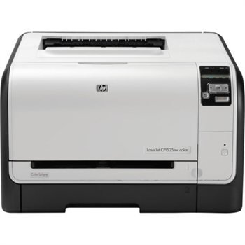 HP LaserJet Pro CP1525nw Color Printer