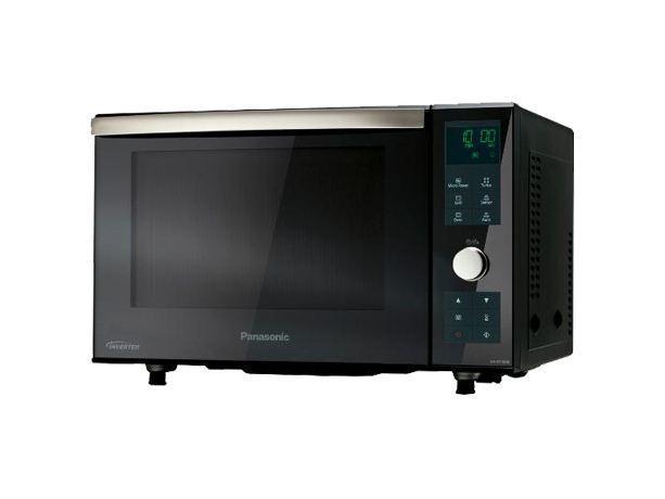 panasonic nn df383bgpg mikrowelle 1000 w 23 l sensorautomatikprogramme inverterkombi mit. Black Bedroom Furniture Sets. Home Design Ideas
