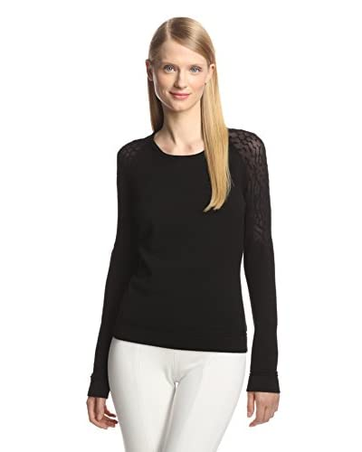 Rachel Roy Women's Raglan Sweater