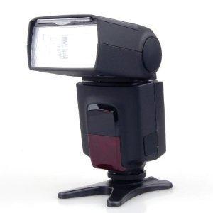 TT520 Flash Speedlite for Canon 50D 40D 30D 20D 1100D, 60D, 600D,NIKON D3100, D7000, D5000, D5100,etc,