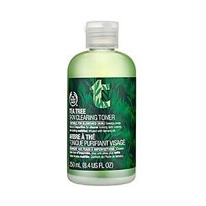 tea tree skin clearing toner how to use