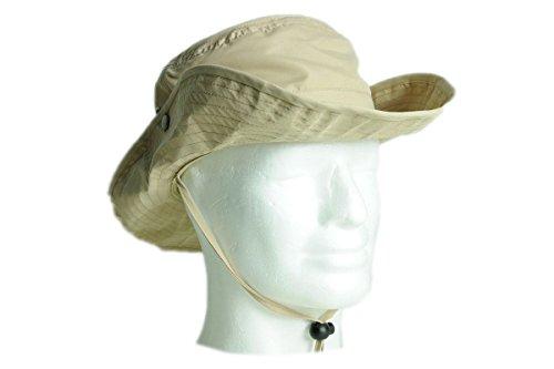 Cappello Safari da uomo, colore: beige