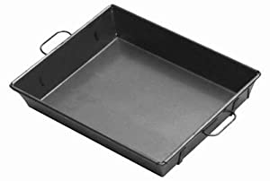 Johnson-Rose 14 Inch X 20 Inch X 3-1/2 Inch Steel Roasting Pan