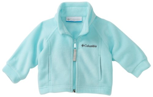 5dcee81c0 Columbia Baby-girls Infant Benton Springs Fleece Jacket, Candy Mint, 18  Months