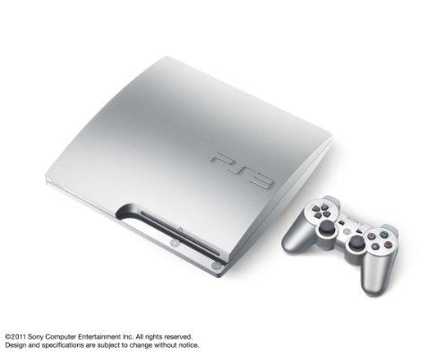 PlayStation 3 (160GB) サテンン・シルバー ( CECH-2500A SS )