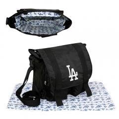 Los Angeles Dodgers Mlb Sitter Baby Infant Diaper Bag Tote ~Cecietcela front-985286