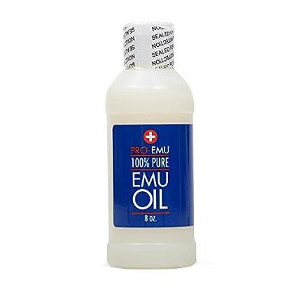 PRO EMU OIL (8 oz) Pure All Natural Emu Oil - AEA ...