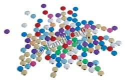 Kandi Corp Hotfix Metal Elements 4mm 144/Pkg Round Mix 481; 3 Items/Order