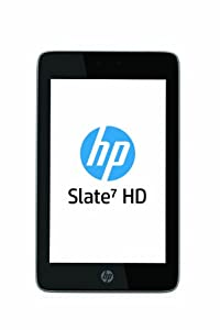 HP Slate S 7-3400US 7-Inch 16 GB Tablet (free T-Mobile 4G)