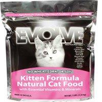 Image of Evolve Kitten Formula Dry Cat Food 7lb