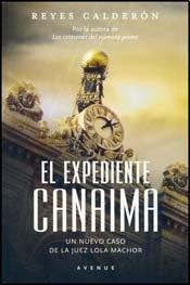 EXPEDIENTE CANAIMA (Spanish Edition), CALDERON REYES
