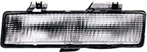QP C1156-a Chevrolet Beretta Clear Passenger Park Light