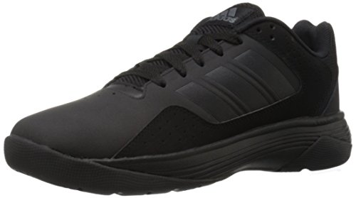 Adidas Performance Men's Cloudfoam Ilation Basketball Shoe, Black/Black/Onix, 9.5 M US