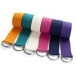 Yogamatters d-ring yoga belt