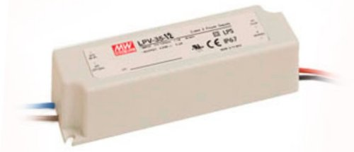 Mean Well Led Power Supply (35W 12V) (Lpv-35-12)