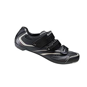 Shimano Women's SH-WR32 Road Cycling Shoe - BLACK, 39