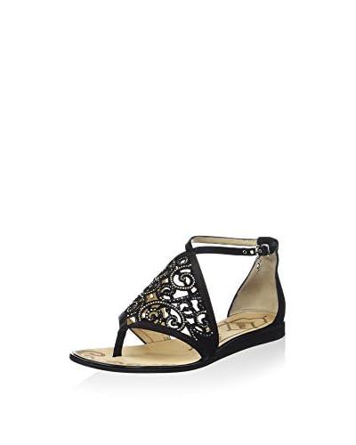 Fabi Sandale schwarz