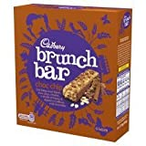 Cadbury Brunch Bar Choc Chip X 6 210G