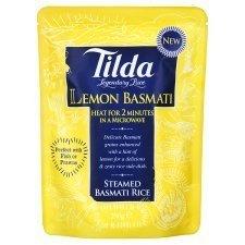 Tilda Lemon Basmati Rice 250G
