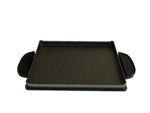 Review George Foreman GFP84GP Evolve Grill 84-Square Inch Shallow Griddle Accessory Pan