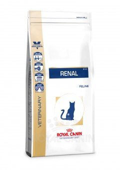Royal Canin VET DIET Renal (RF 23), 4 kg