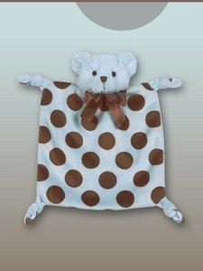 Bearington Baby Wee Polky Blanket