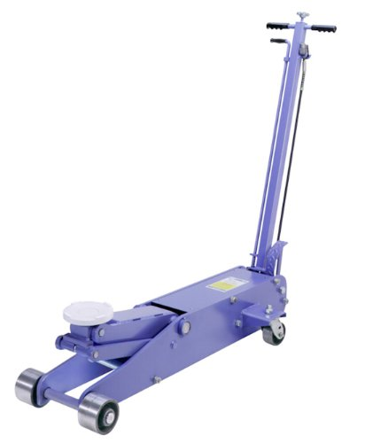 OTC 5110 10-Ton Air Hydraulic Floor Service Jack (Air Operated Jack compare prices)