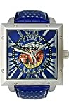 Ed Hardy Defender Bulldog Blue Dial Men's watch #DE-BD
