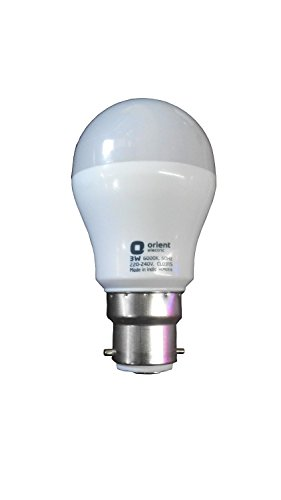 Electric-Etermal-Shine-3W-B22-LED-Bulb-(White)