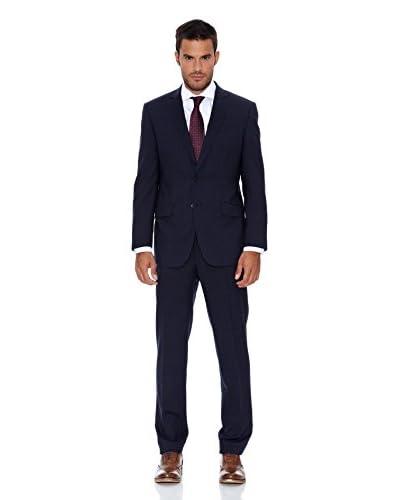 Pedro del Hierro Abito da Uomo Tailored [Blu Navy]