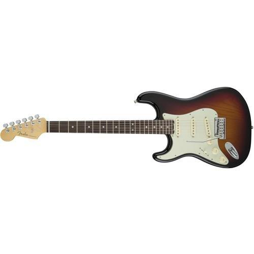 Fender American Elite Stratocaster - Left Handed - 3-Color Burst (Fender Elite Stratocaster compare prices)