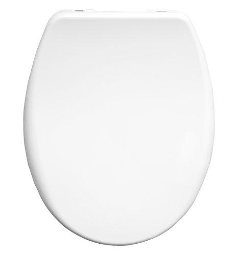 Bemis Venezia Stay Tight Toilet Seat Slow Close White Novelty Toilet Seats