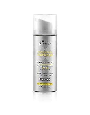 SkinMedica Essential Defense Mineral Shield Broad Spectrum Sunscreen SPF 32 ***TINTED***
