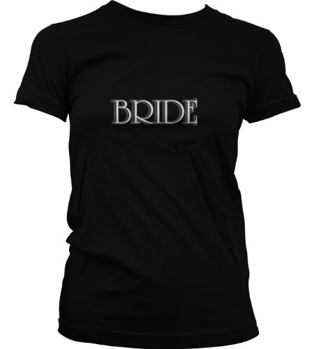 Maid Of Honor Dresses:Bride Juniors T-shirt, Trendy Bride to Be Juniors