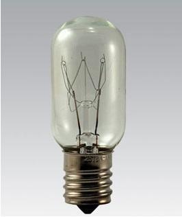 130V 25W T8 Light Bulb With Intermediate Base