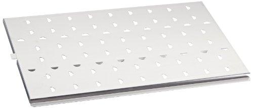 Eberbach E4140 Aluminum Petrographic Microscope Slide Tray For 46X27Mm Slides