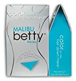 Betty Beauty Mailibu Betty Blue Color for the Hair Down There 2.0 Fluid Ounces by Malibu