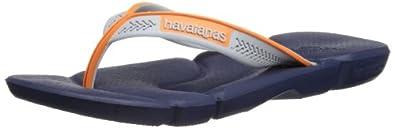 Havaianas Mens' Hav. Power Flip Flops Blue 8 UK (EU 43/44)