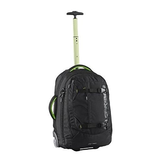 caribee-fast-track-wheeled-trolley-case-backpack-with-casual-daypack-56-cm-45-liters-black