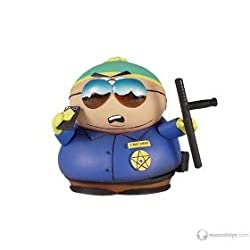 South Park Series 3 Police Officer Eric Cartman Figure