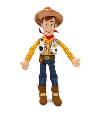 Disney Woody Plush Mini Bean Bag Toy by MISSING - 1