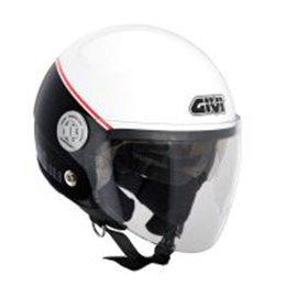 HPS 10.8F urban-jet-casque de vélo-blanc-taille xS