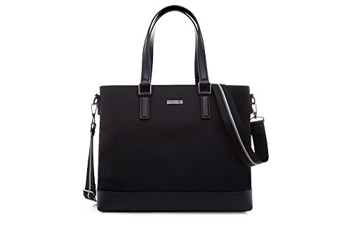 bonia-aero-black-tote-bag