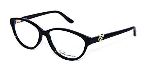 blumarine-montura-de-gafas-para-hombre-negro