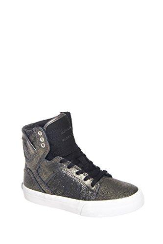 Unisex Kid's Skytop High Top Sneaker