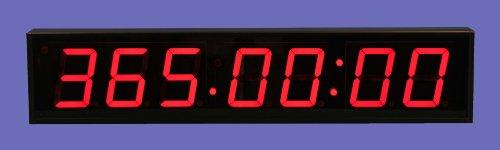 Giant Led Clock