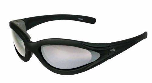 Eye Ride Hugger II Glasses (Matte Black/Clear) cat eye glasses tinize 2015 tr90 5832